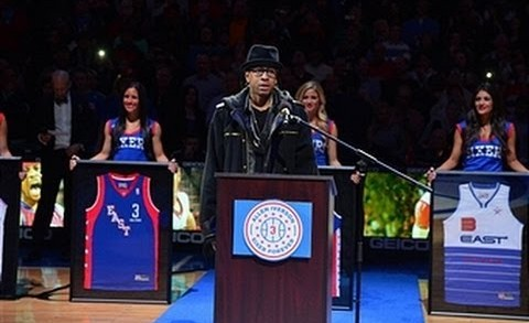 Allen Iverson Number Is Retired In Philly