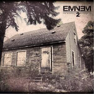 cover of eminem new album
