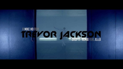 Trevor Jackson – Drop It Remix ft. B.o.B [Official Music Video]