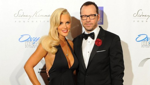 Donnie Wahlberg and Jenny McCarthy are Engaged!
