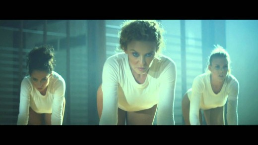 Kylie Minogue – Sexercize official video