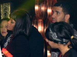 rihanna and drake together in paris