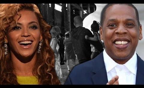 Beyoncé and Jay Z spin or spun?