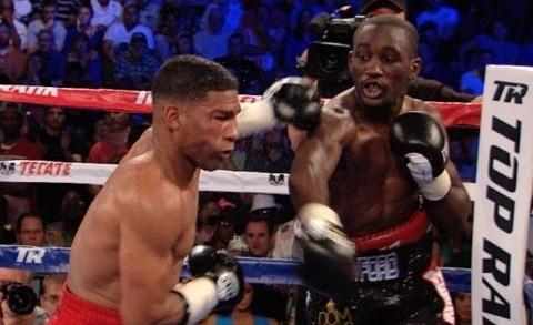 Crawford vs Gamboa HBO Boxing Highlights