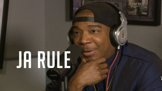 Ja Rule claims he beat down 50 Cent on Ebro in the morning show