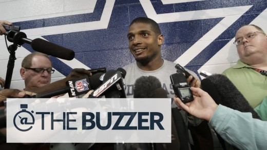 Michael Sam Never Considered Going To WWE? – @TheBuzzeronFox