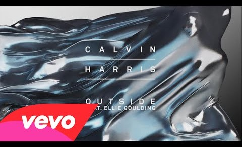 Calvin Harris – Outside [Audio] ft. Ellie Goulding