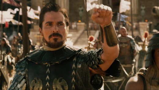 'Exodus: Gods and Kings' trailer Breakdown