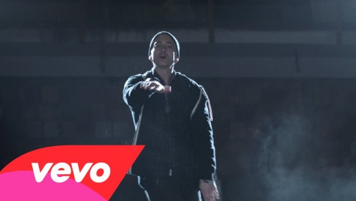 Eminem – Guts Over Fear ft. Sia