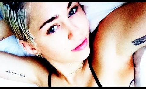 Miley Cyrus Posing Naked For Playboy?