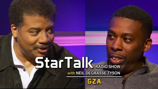 WU-TANG's GZA raps and rhymes on StarTalk with Neil deGrasse Tyson