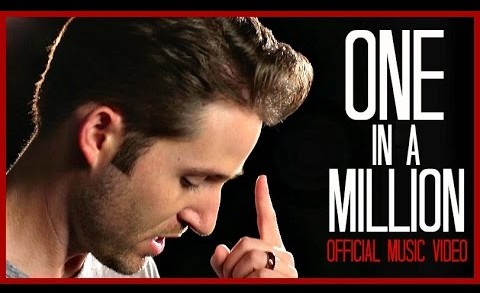 """One in a Million"" Official Music Video – Joshua David Evans"