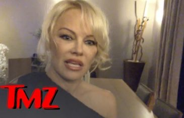 Pam Anderson Says Don't Ride Uber, Lyft Alone | TMZ