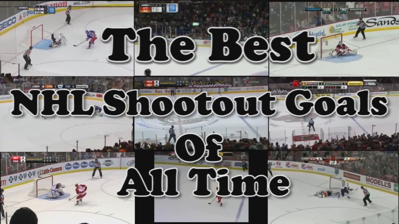 Top 10 NHL Shootout Goals of All Time