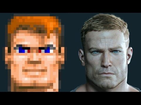Evolution of Video Games [1958-2015] – HD