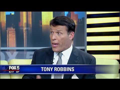 "Tony Robbins Warns ""The Crash is Coming"""